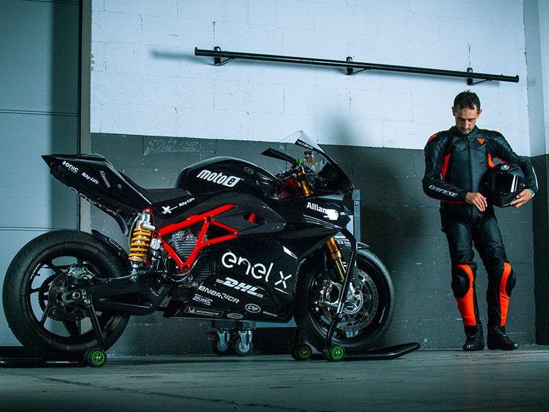 Electric motorcycle Energica Ego