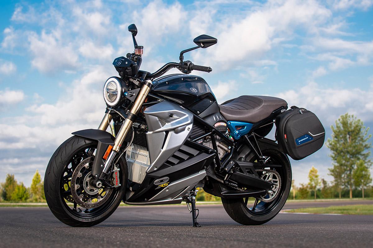 Energica Eva EsseEsse9. Classic electric motorcycle